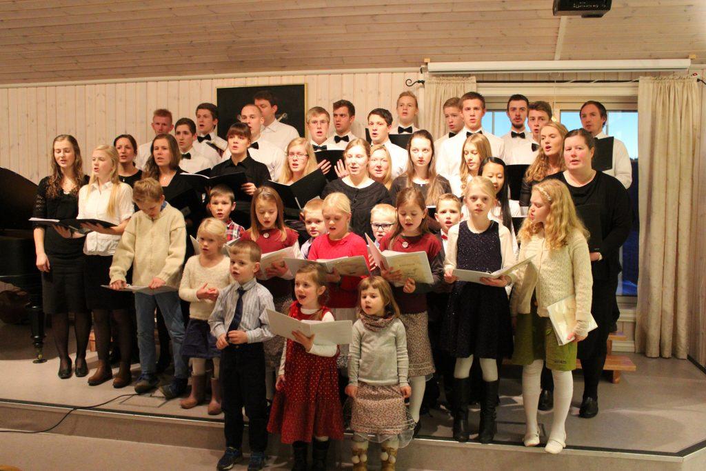 Julekonsert Fossnes